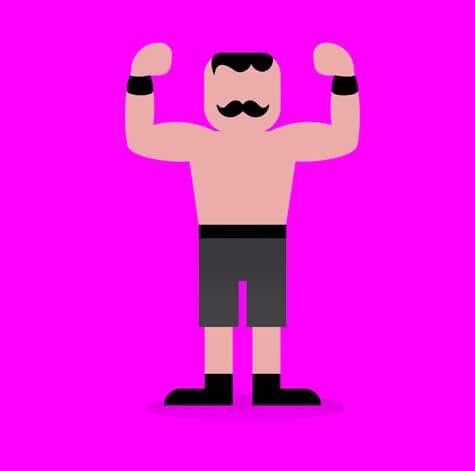 desenho-homem-bigode