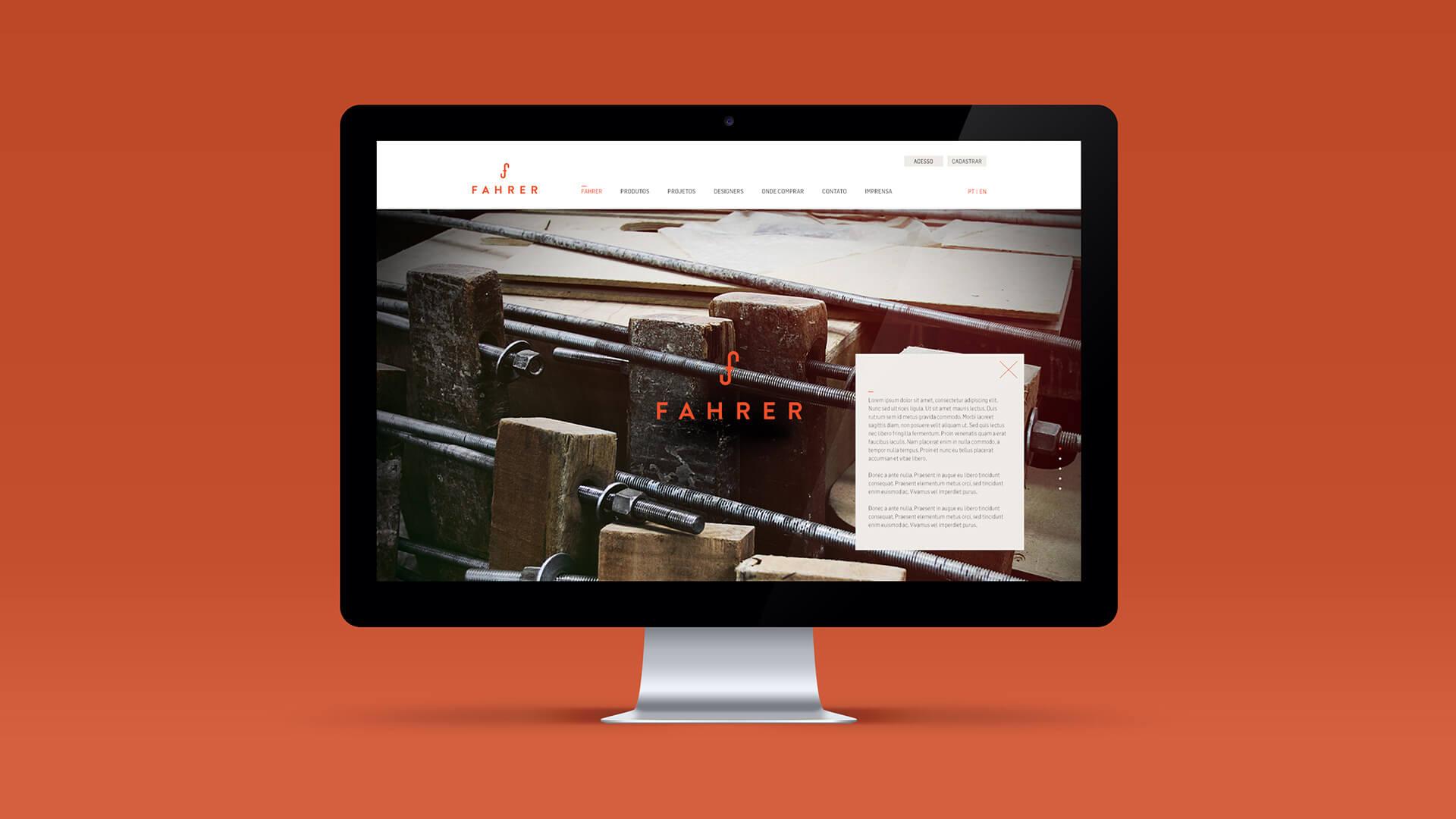 fahrer-pagina-web