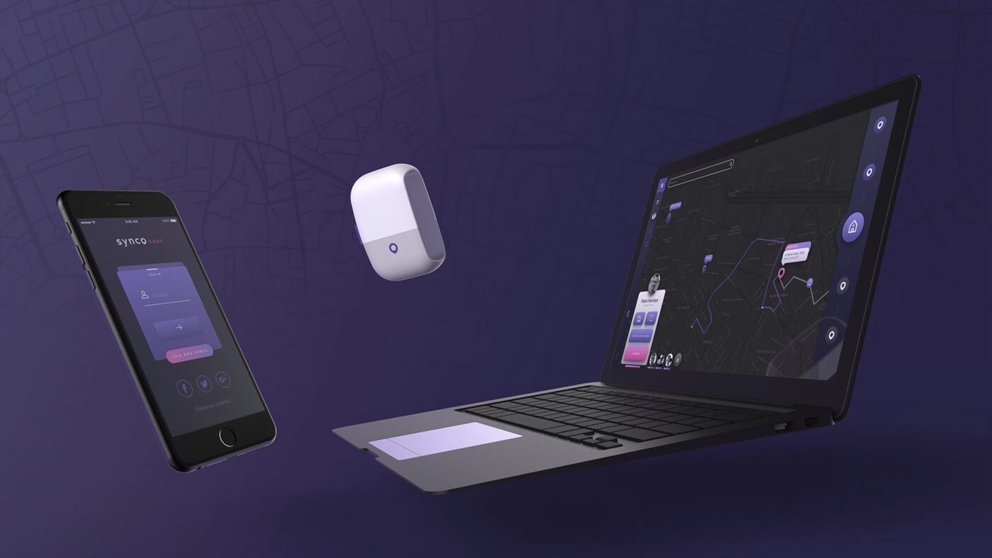 Synco, case IoT e branding via venture design
