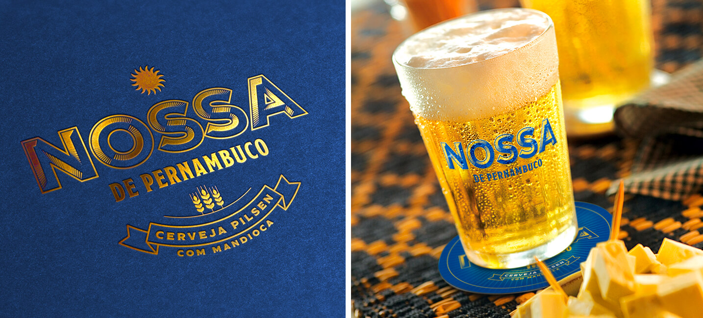 Cerveja Nossa de Pernambuco Ambev