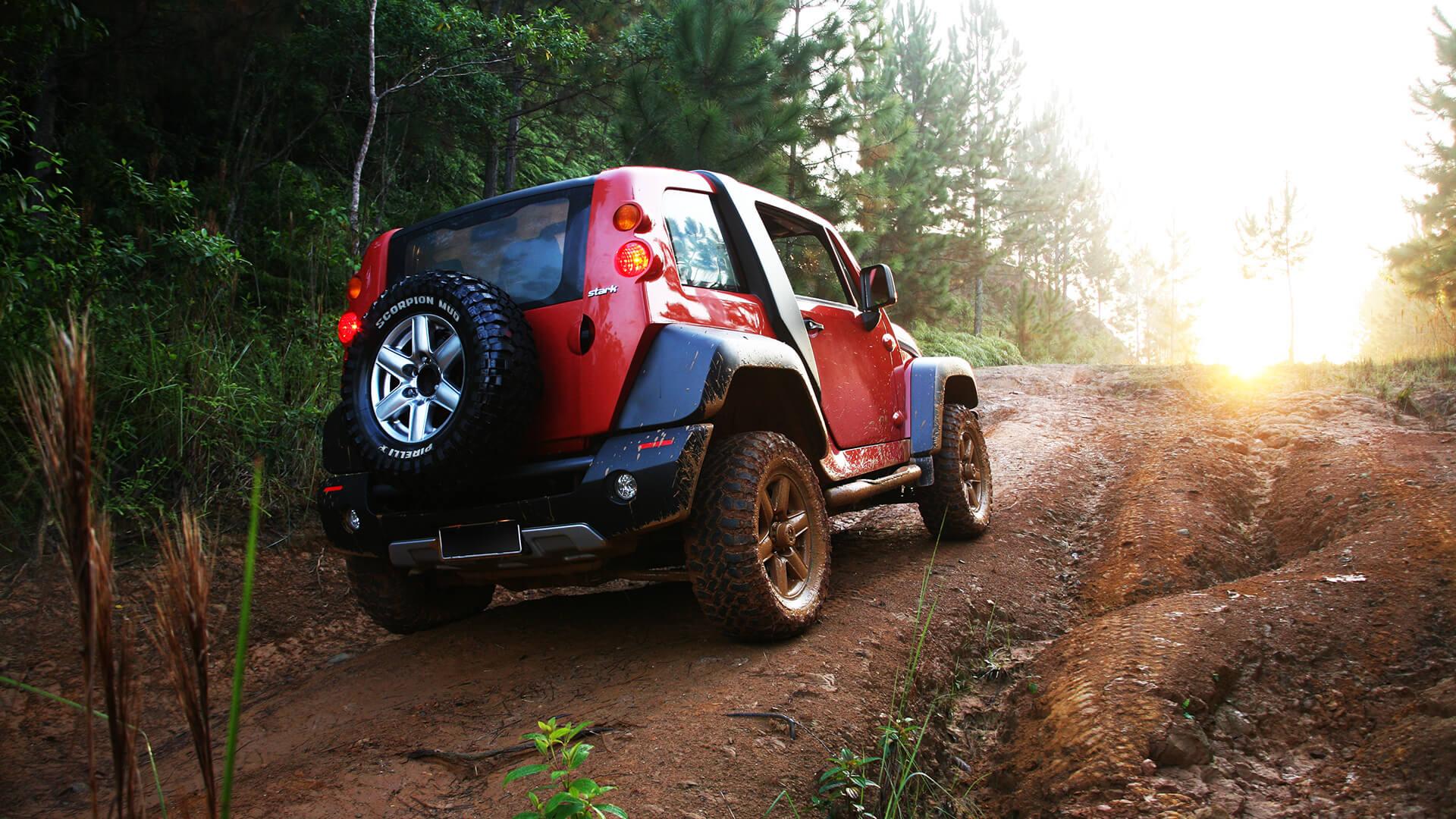 Jipe Stark 4WD
