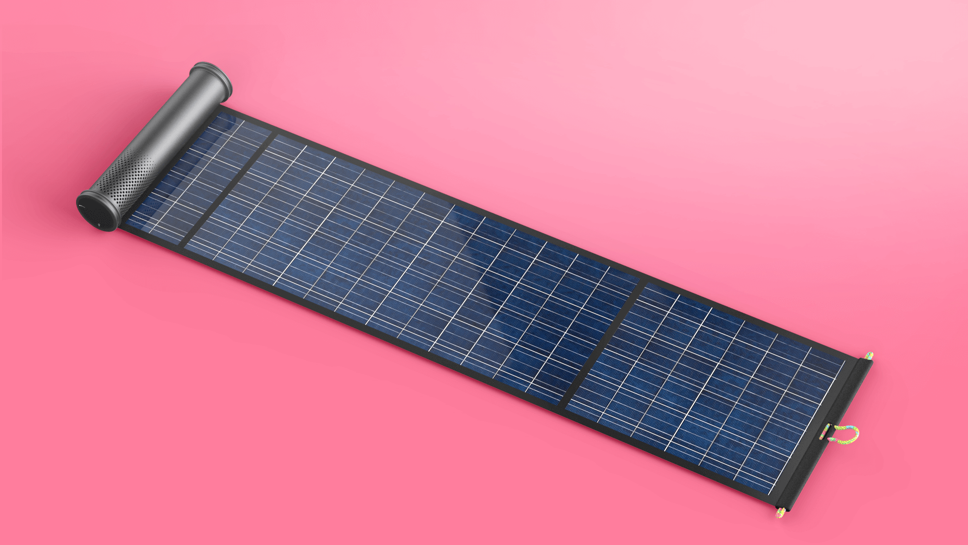 carregador Sun Hunter painel solar