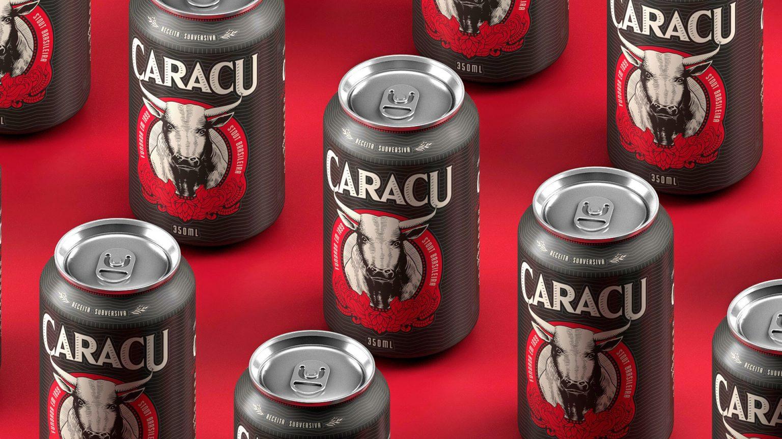 Reposicionamento de marca Caracu